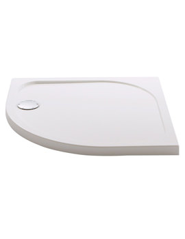 Heritage Quadrant 800 x 800mm Shower Tray - STWQ80