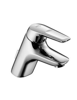 Ideal Standard Ceramix Blue Single Lever Basin Mixer With Pop-Up Waste