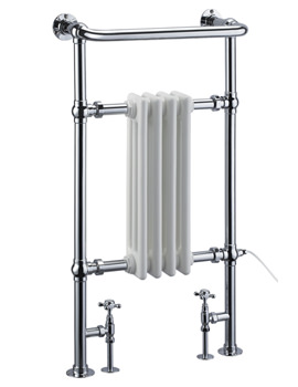 Bloomsbury Radiator 497 x 950mm - R2 CHR
