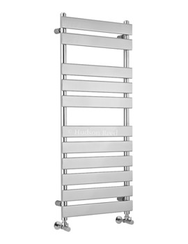 Statis 500 x 1200mm Piazza Heated Towel Rail Chrome
