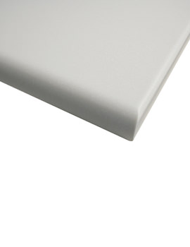 Roper Rhodes White 506mm Worktop For Semi Countertop Basin