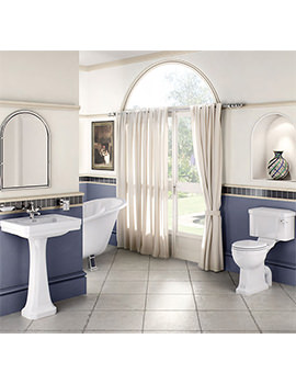 Burlington Regal Bathroom Suite
