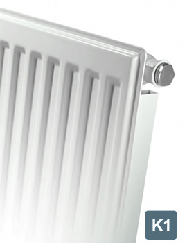 Related Stelrad Elite K1 Single Convector 1600mm Wide x 700mm High Radiator