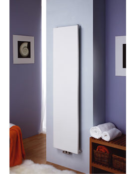 Carat Vertical Single Panel Designer Radiator 400 x 1605mm