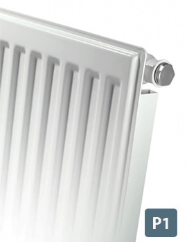 Related Stelrad Elite P1 Single Panel 2000mm Wide x 600mm High Radiator