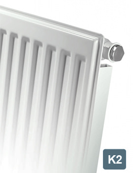 Related Stelrad Elite K2 Double Convector 2000mm Wide x 700mm High Radiator