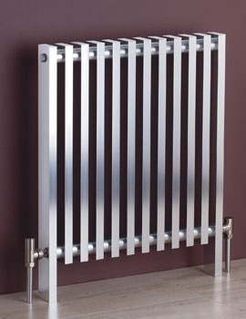 Tekne Designer Radiator 720 x 800mm Chrome  - TK5 02 1 080068