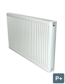 Related Stelrad Softline P-Plus Single Convector 1600mm Wide x 600mm High Radiator
