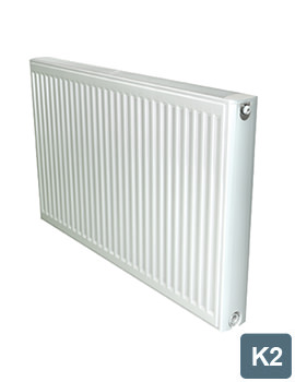 Related Stelrad Softline K2 Double Convector 1200mm Wide x 600mm High Radiator