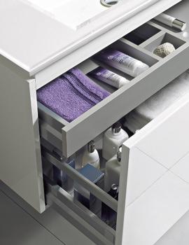 Bauhaus Linear 600mm Internal Drawer System