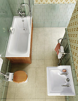 Burlington Classic Traditional Bathroom Suite