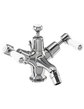 Kensington Bidet Mixer Tap With Pop Up Waste - KE13
