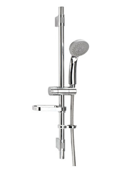 Trio Flexi-Fit Three Function Shower Set - AM158441