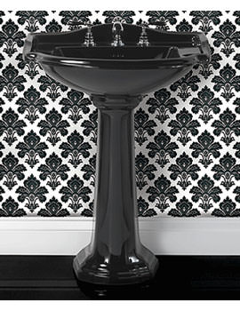 Related Imperial Drift 540mm Small Basin With Large Pedestal