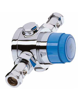 Bristan Gummers 28mm Thermostatic Mixing Valve - TS6000ECP