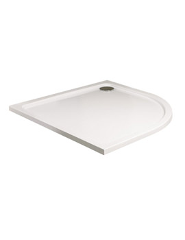 JT40 Fusion Flat Top Quadrant Tray 800 x 800mm With Waste