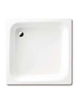 Kaldewei Advantage Sanidusch 1000 x 1000 x 140mm Steel Shower Tray