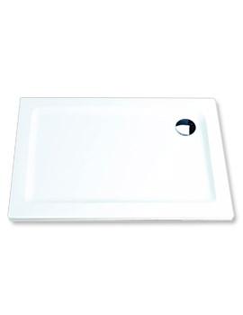 Aqualux Aqua 55 Rectangle Shower Tray 1200mm x 900mm - FTR0188AQU