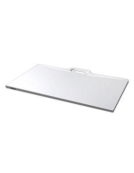 Kaldewei Avantgarde Xetis 900 x 900mm Steel Shower Tray White