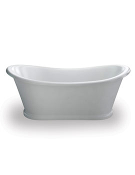 Boat Traditional Freestanding Bath 1650mm - T5C