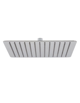 Aquablade Single Function 300mm Square Shower Head - AQB-SQ-30