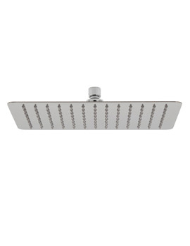 Aquablade Single Function Rectangular Shower Head - AQB-20X30