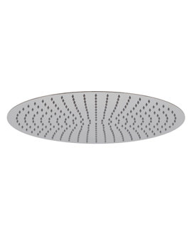 Vado Aquablade Single Function 500mm Round Shower Head - AQB-RO-50