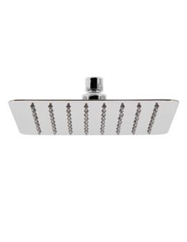 Aquablade Single Function 200mm Square Shower Head - AQB-SQ-20