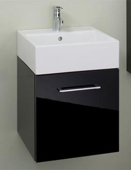 RAK Nova Drawer Cabinet White And Ceramic Basin - NOVWHT