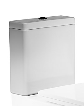 Related Roper Rhodes Geo White Close Coupled Cistern 4.5/3 Litres - GCCTNK