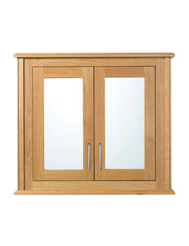 Imperial Thurlestone 2 Door Wall Cabinet With Mirrors - XWT0220020