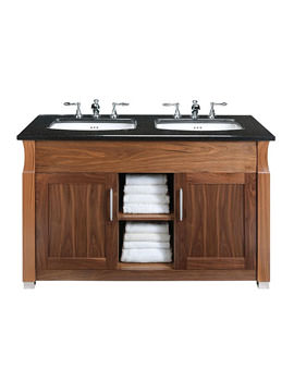 Barrington 1240 x 840mm Twin Vanity Unit - XWB0030042