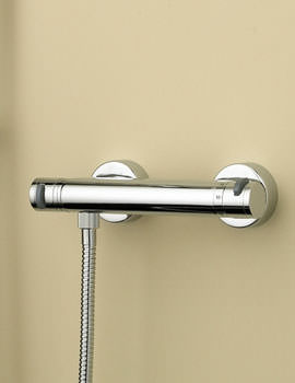 Bristan Artisan Thermostatic Bar Shower Valve And Fast Fit Connection