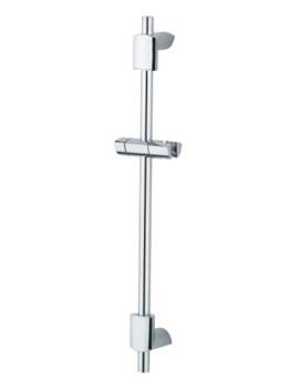 Evo Adjustable Fixing Bracket Shower Riser Rail - EVC ADR02 C