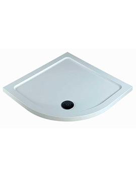 Balterley Hydrastone Low Profile Quadrant Tray 900x900mm-BYSTSF9Q
