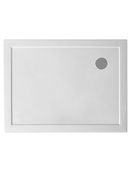 Hydrastone Low Profile Shower Tray 1200 x 900mm - NTP024