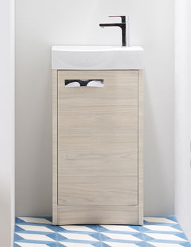 Mia 450mm Cloakroom Basin