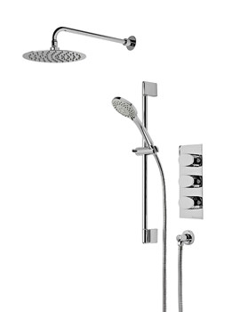 Stream Concealed Dual Function Shower Set - SVSET46