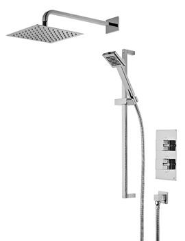 Event Square Concealed Dual Function Shower Set - SVSET41