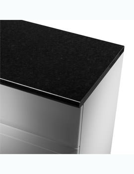 Roper Rhodes Black Granite 1224mm Worktop