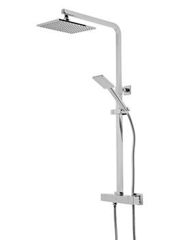 Event Square Dual Function Diverter Shower System - SVSET31