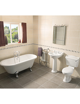 Balterley Regent Traditional Bathroom Suite