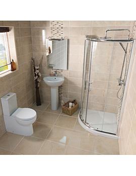 Balterley Unity Modern Bathroom Suite