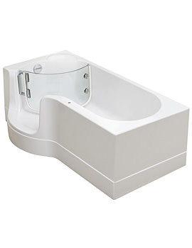 Related Balterley Porta Easy Access Left Hand Showerbath 1700 x 934mm