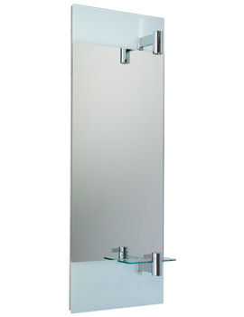 Related Ideal Standard Tonic Mirror With Right Hand Lamp And Integrated Basin Tap