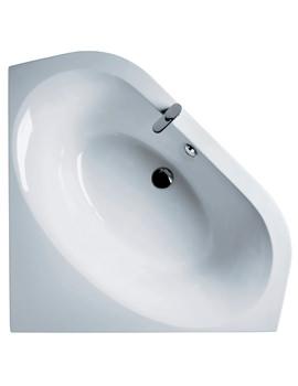 Tonic Idealform Corner Bath 1400mm - K606101