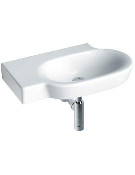 Tonic Guest 600mm Left Hand Washbasin - K070301
