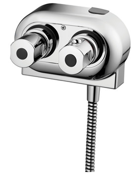 Ideal Standard Trevi Thermostatic Exposed Shower Mixer Valve - A2158AA