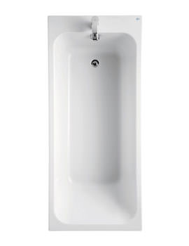 Ideal Standard Softmood White Rectangular Bath 1700 x 750mm NTH