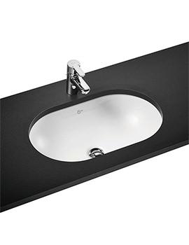 Ideal Standard Concept Oval 620mm Under Counter Basin - E502201